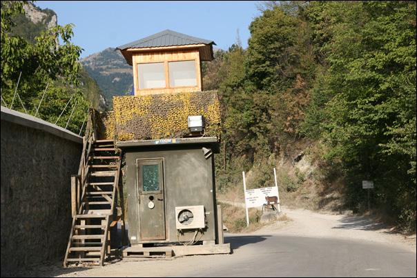 checkpoint kosovo frontiere albanie macedoine serbie montenegro