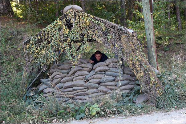 equipement de l'armée est hautement surveillé