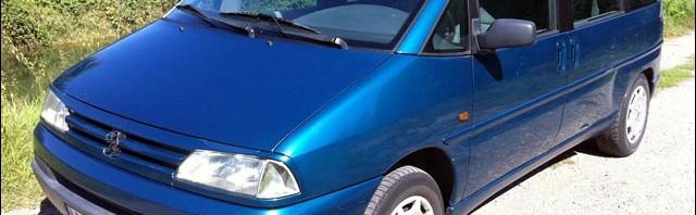 Peugeot 806 ST 2,0l essence 122ch vert photo