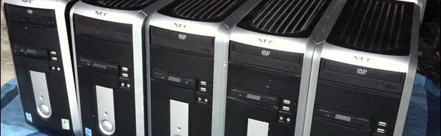 lot 20 ordinateur pc nec powermate